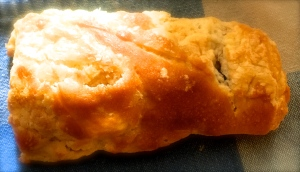 Pain au chocolat from my croissant class.