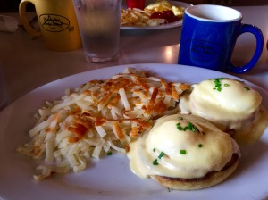 I don't follow the fluctuating opinions about potatoes. I order hash browns 98% of the time.
