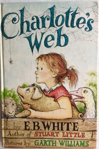"""Charlotte's Web"" is more than a story about a pig and his friends, it's a detailed observation of nature."